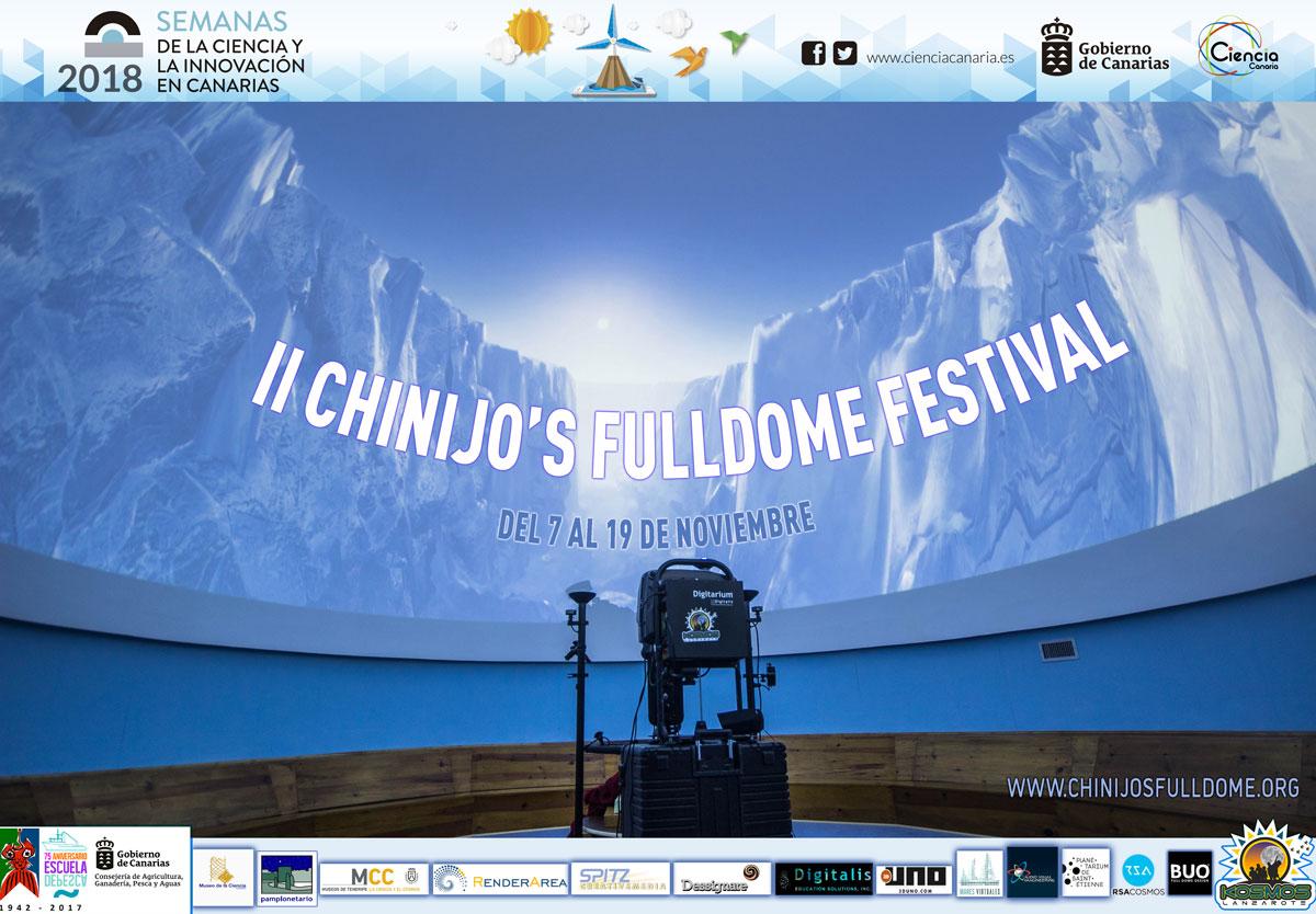 Chinijo's Fulldome Festival