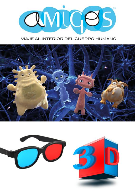 Viaje al Interior del Cuerpo Humano