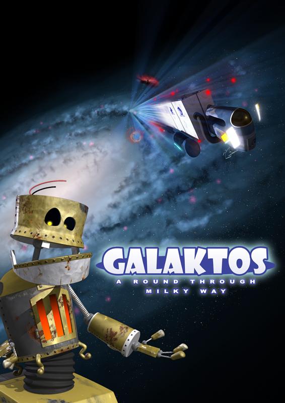 Galaktos, un viaje por la vía láctea