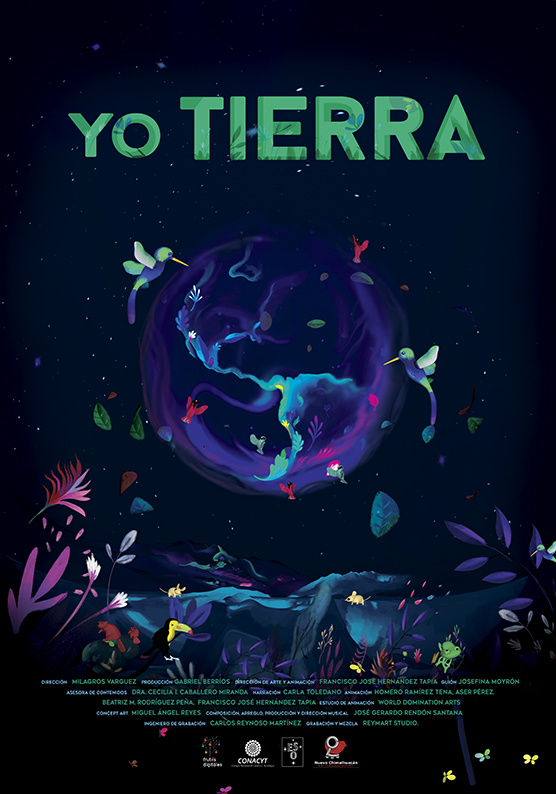 Yo Tierra Fulldome movie